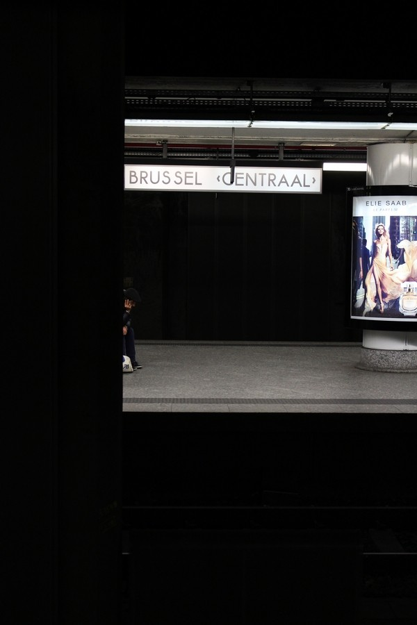 Brussel Centraal, BE.  [2014.]